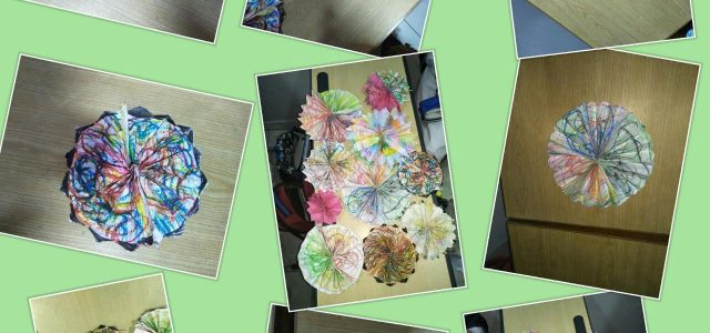 Craft Flower making