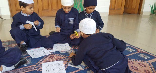 Tarbiya Activity Grade I11