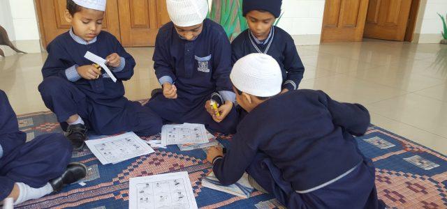 Tarbiya Activity Grade I12