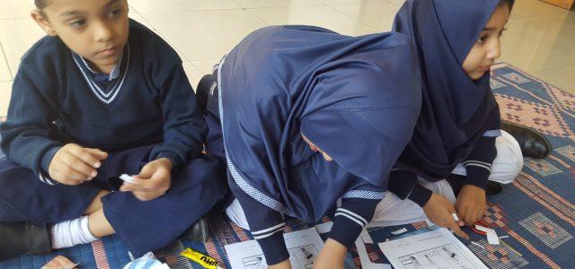 Tarbiya Activity Grade I13