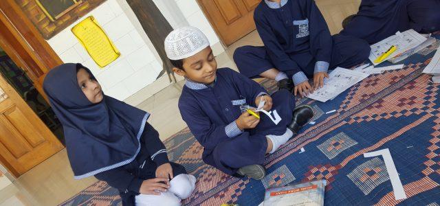 Tarbiya Activity Grade I14