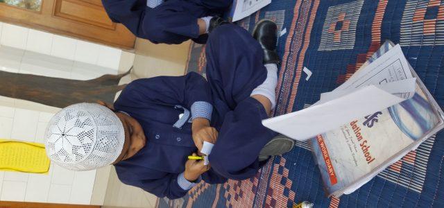 Tarbiya Activity Grade I15