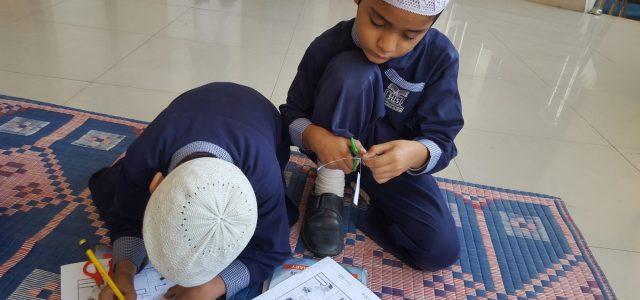 Tarbiya Activity Grade I7