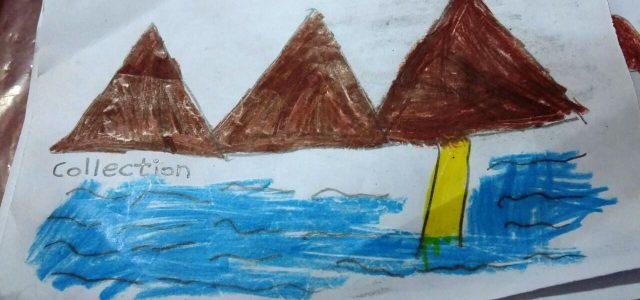 Discuss the water cycle (3)