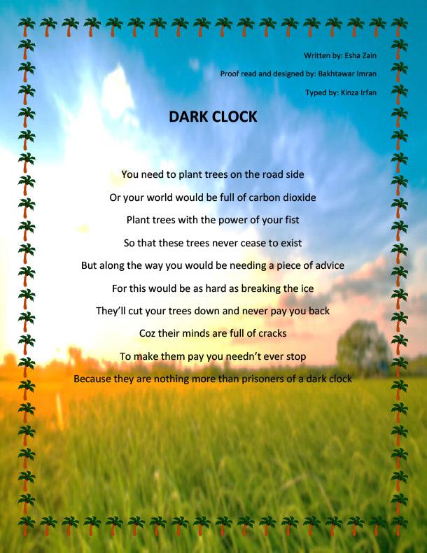 Dark Clock
