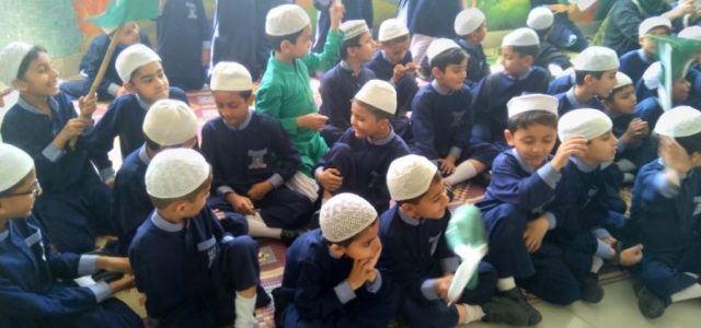Pakistan Day celebration in Elementary (1)
