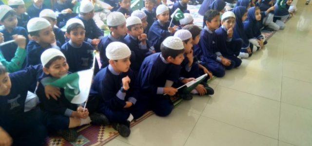 Pakistan Day celebration in Elementary (12)