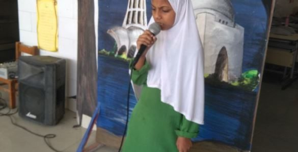 Pakistan Day celebration in Elementary (14)