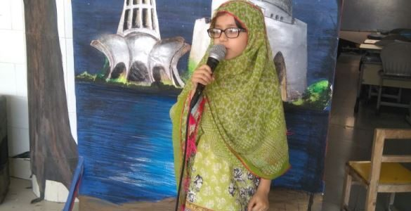 Pakistan Day celebration in Elementary (21)
