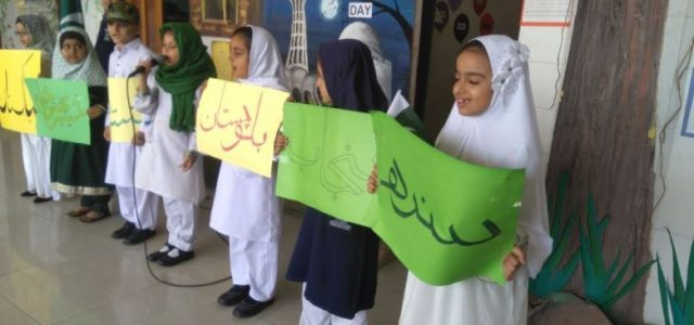 Pakistan Day celebration in Elementary (9)