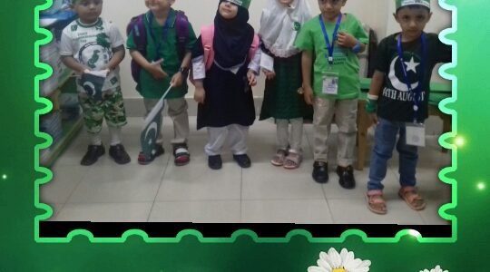 JM Goes Green on Independence Day (5)