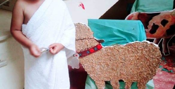 Eid-ul-Adha Activity in Junior Montessori03