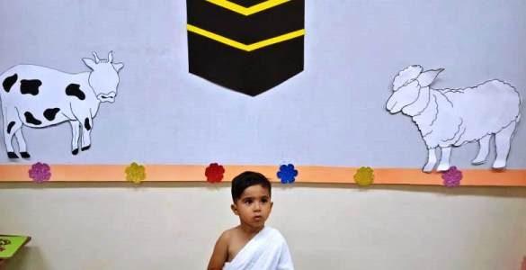 Eid-ul-Adha Activity in Junior Montessori05