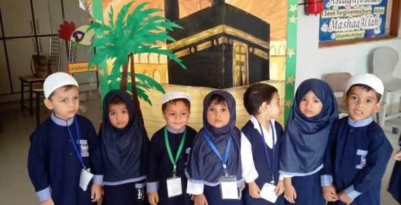 Eid-ul-Adha Activity in Junior Montessori08