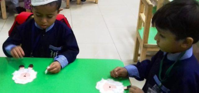 Eid-ul-Adha Activity in Junior Montessori11