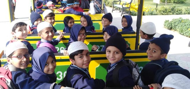 trip for students to DanZoo in Bahria Town (17)