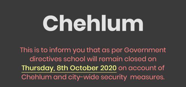 school will remain closed