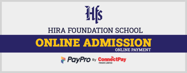 HFS ADMISSION PAYMENT