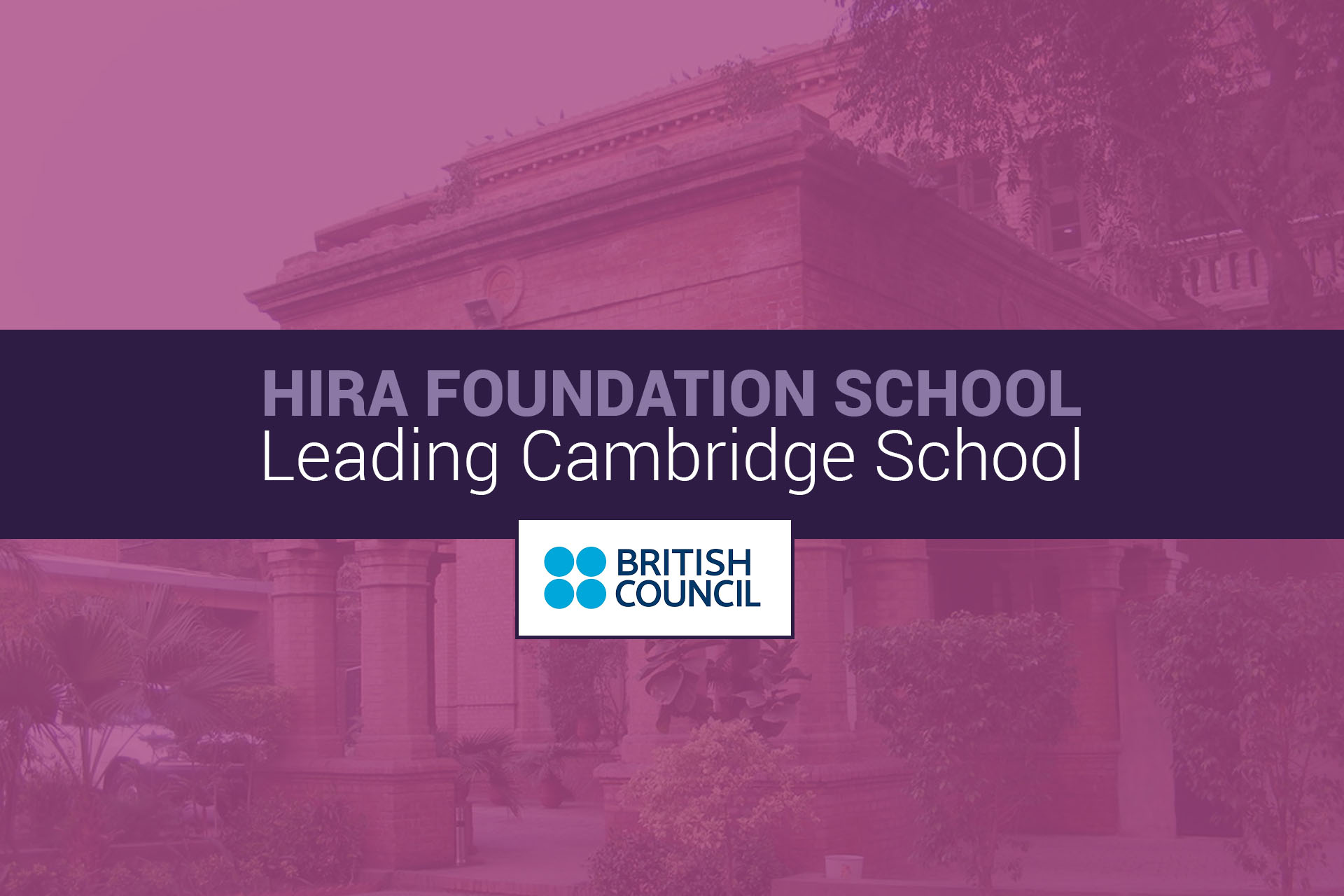 LEADING CAMBRIDGE SCHOOL