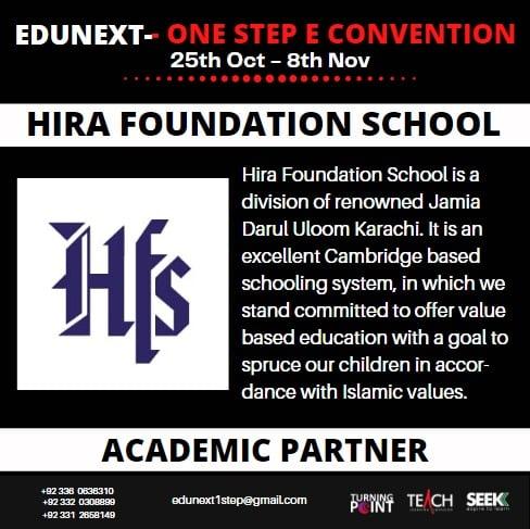 EDUNEXT-ONE STEP E CONVENTION!